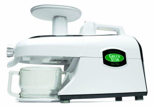 image of white Greenstar elite gse 5000