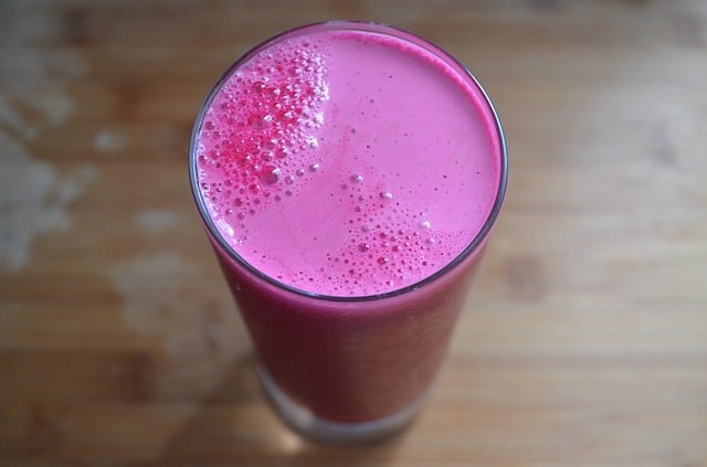 Image of top benefits of beet juicing