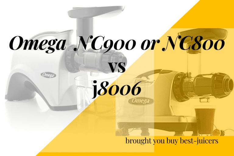 omega 8006 vs 900